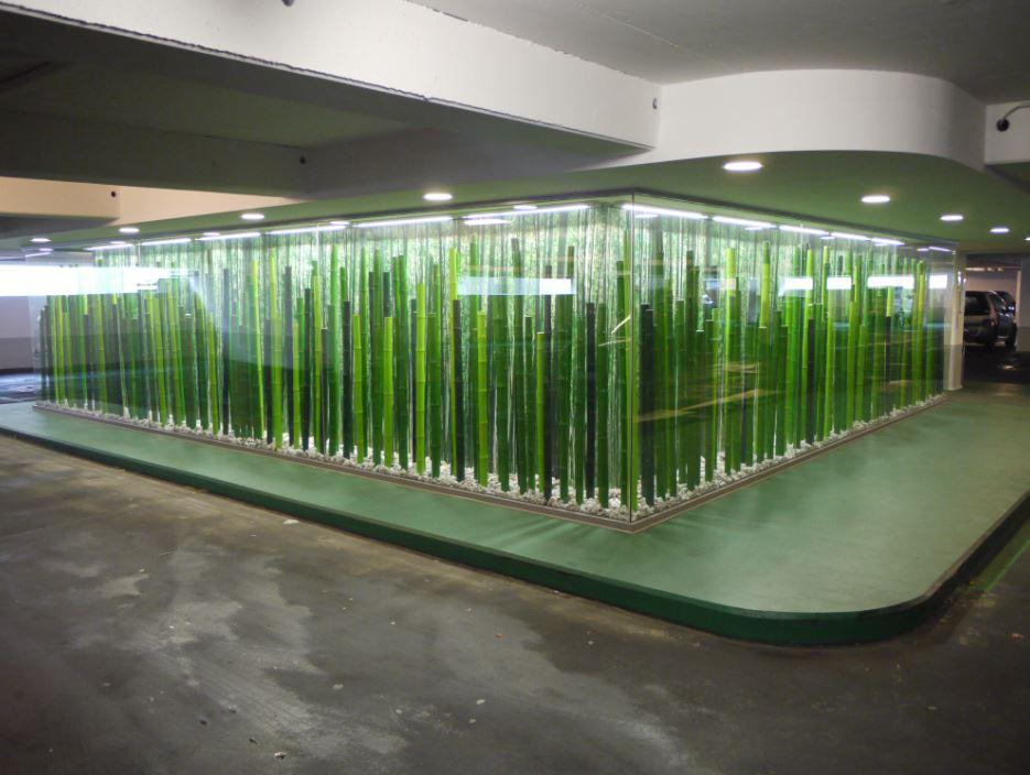 Raumbegr nung innenraumbegr nung objektbegr nung for Bambus dekoration
